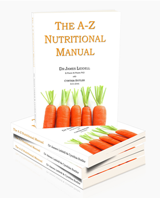 Dr James Liddell The A-Z Nutritional Manual