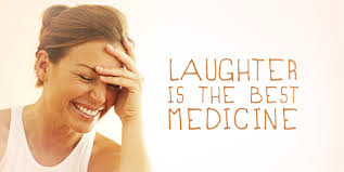 laughter is the best med