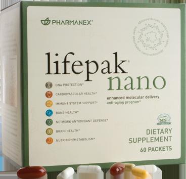 LifePak Nano